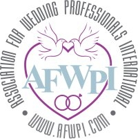 AWP Logo wedding professionals, associate members, bridal vendors, wedding photographers, bridal gowns, video, wedding cake, video, lingerie,