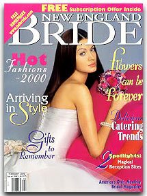 New England Bride Is America S First And Only Monthly Bridal Magazine It A Free Subscription Publication For Brides More Information Or
