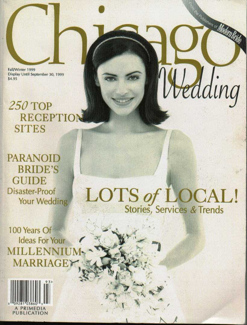 Bridal magazines, Wedding Guides & other bridal publications in