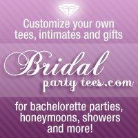 Bridal Party Tees