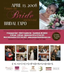 Wedding shows in Michigan