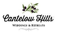 Cantelow Hills Wedding & Retreat Center Logo