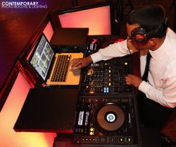 Contemporary DJ's Mobile Entertainment  Lighting  in Northern California