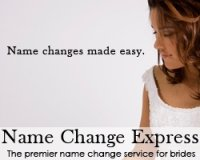 Name Change Express - do it quickly - Name Change specialists