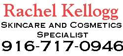 Rachel Kellogg Skincare and Cosmetics