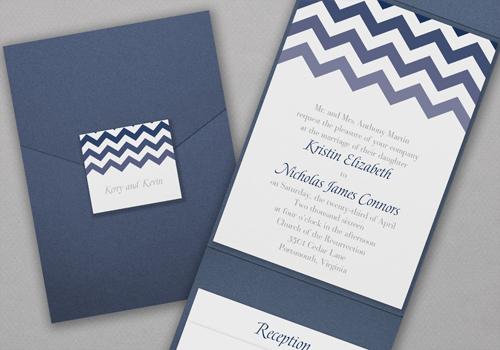 Scarlet Design Invitations