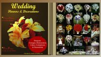 Wedding Flowers & Decorations Book