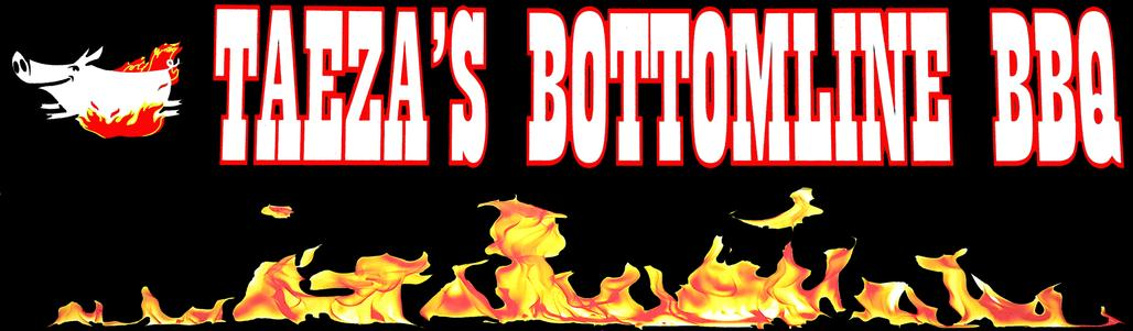 Taeza's Bottomline BBQ for weddings
