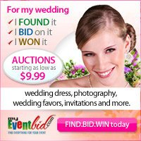 Bid for your wedding needs